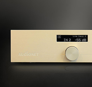 Audionet Scientist