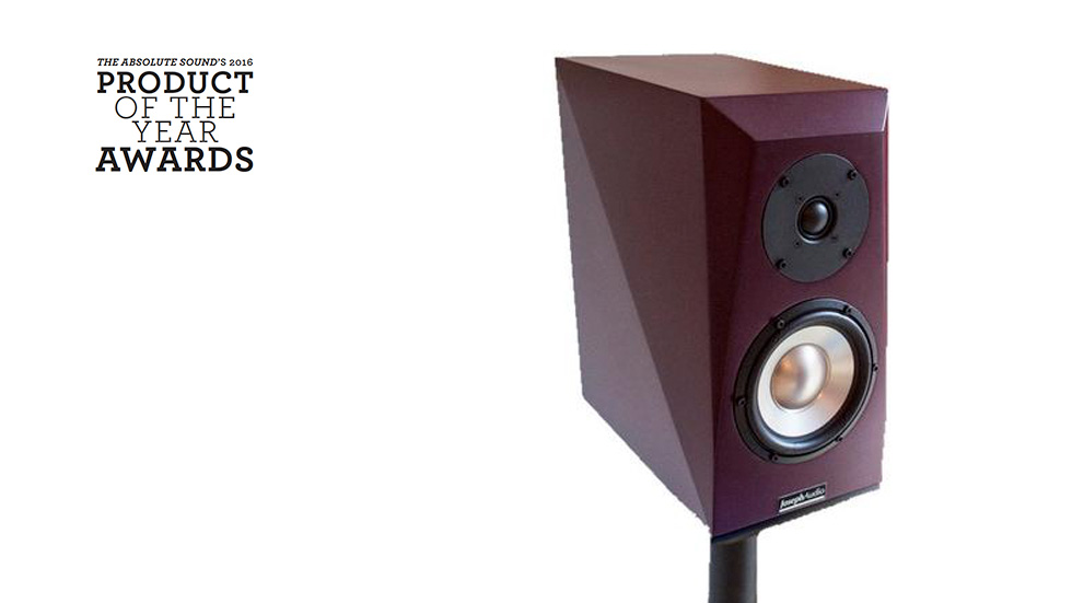joseph audio prism - The Absolute Sound Product of the year 2016