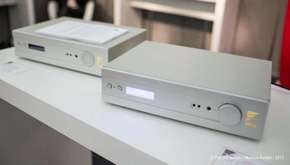 Ayre AX-8 och QX-8