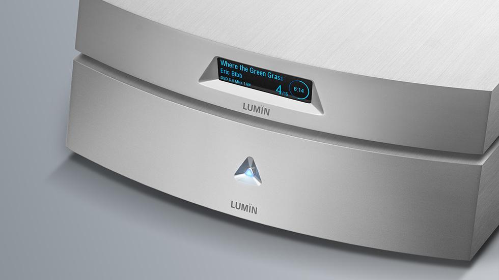 NYHET |Lumin X1 + AMP