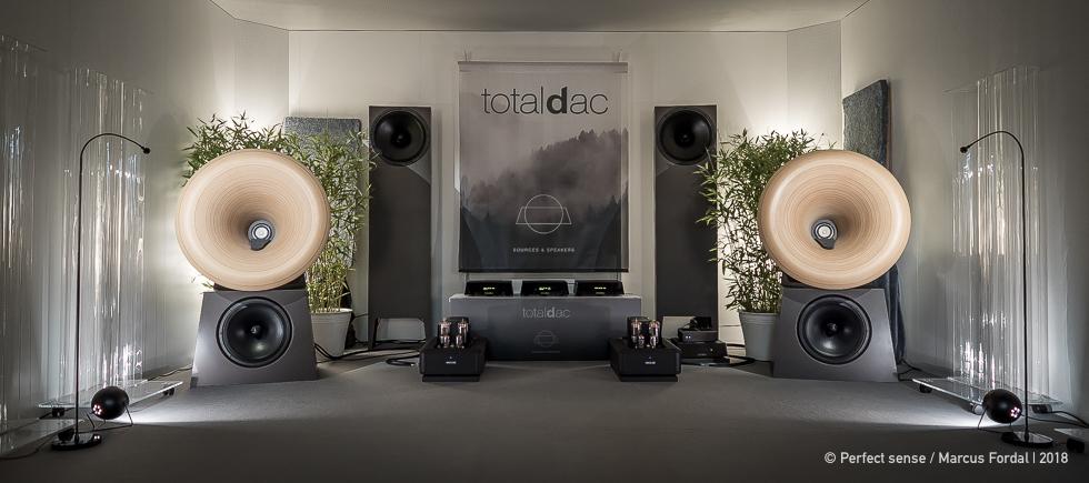 Absolare + TotalDAC