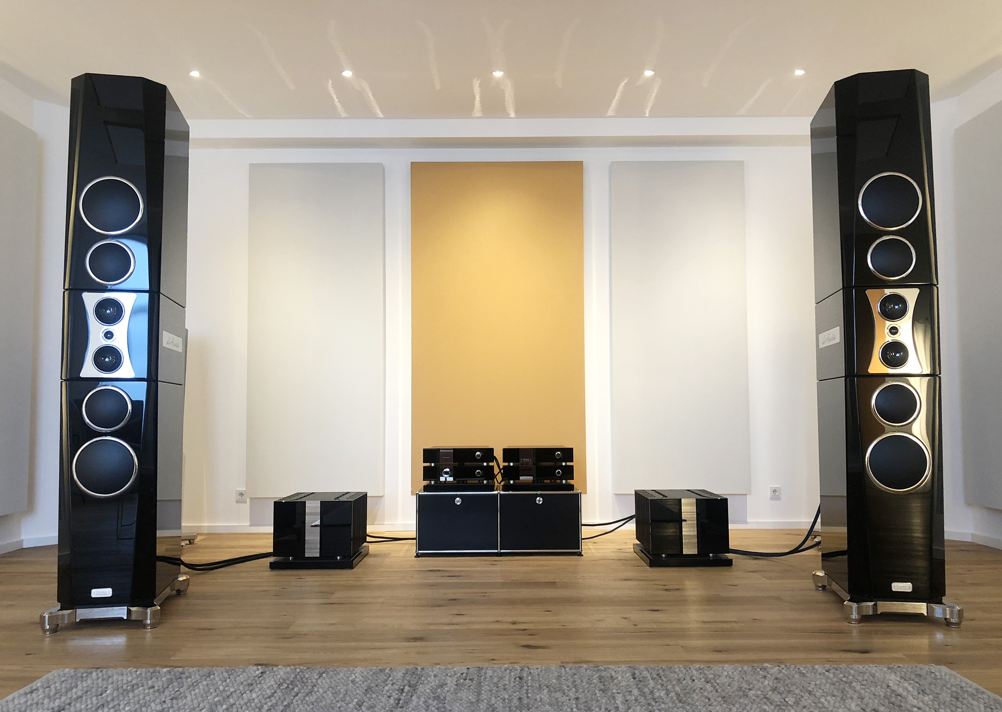 Tidal Audio fabriksbesök