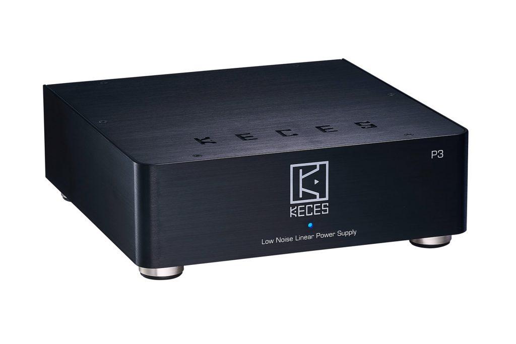 Keces P3 | Extern strömförsörjning