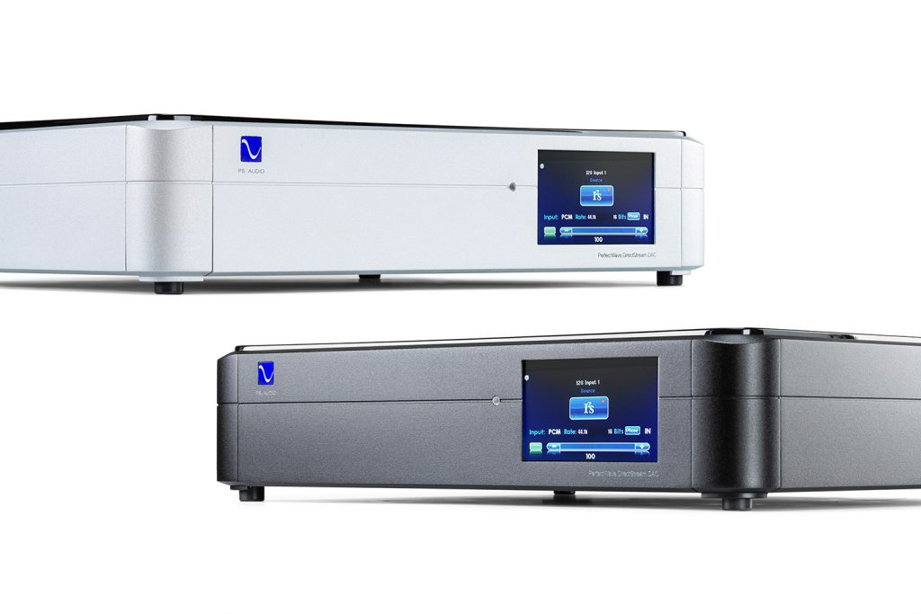 PS Audio Direct Stream DAC + Bridge II streamingkort